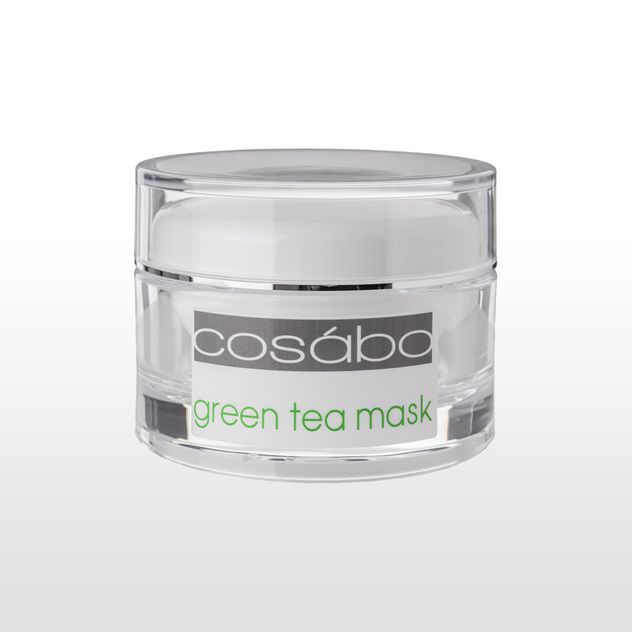 COSÁBO - Cosmetics green tea mask (100 ml)