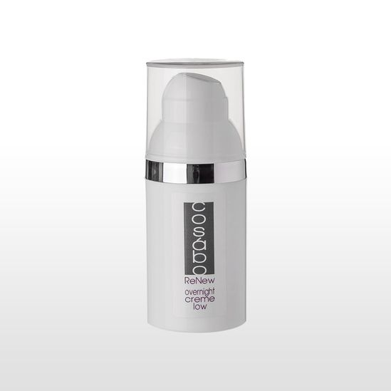 COSÁBO - Cosmetics renew overnight creme low (30 ml)