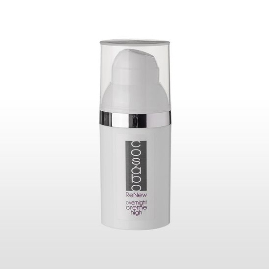 COSÁBO - Cosmetics renew overnight creme high (30 ml)