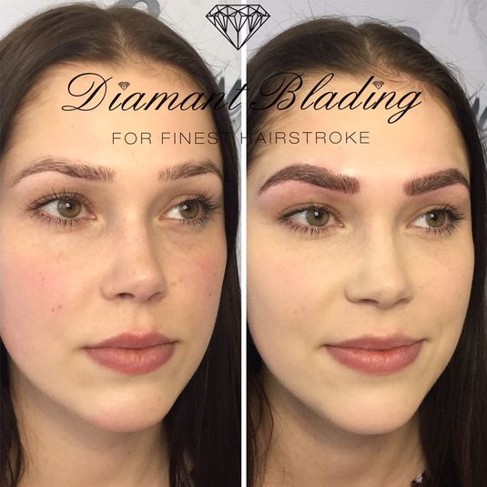 Diamant Blading, die Revolution des Permanent Make-up